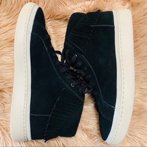 UGG Other - UGG | Men's Black Fringe Cali Sneaker High | 10
